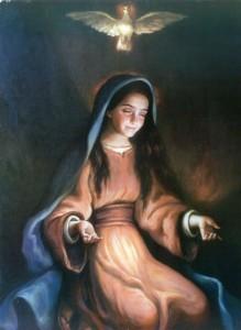 Marija i Duh Sveti
